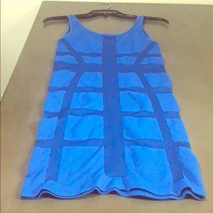Beautiful blue Medium size dress.